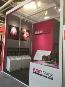 Beauty trade Ukraine on Cosmoprof Bologna 1