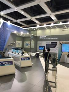 CRSC at Innotrans 2018 in Berlin  2