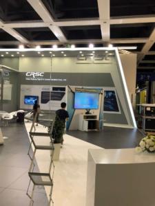 CRSC at Innotrans 2018 in Berlin  3